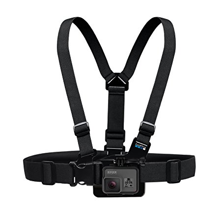 GoPro Chest Mount Harness for Hero Cameras (GCHM30-001)